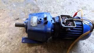 1МЦ2С-63 мотор-редуктор 90 об/мин 1,5 кВт (в работе)(, 2016-03-17T17:46:48.000Z)