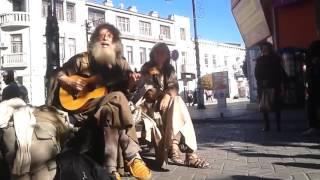 �������� ���� Хиппи круто поют песню собственного сочинения ������