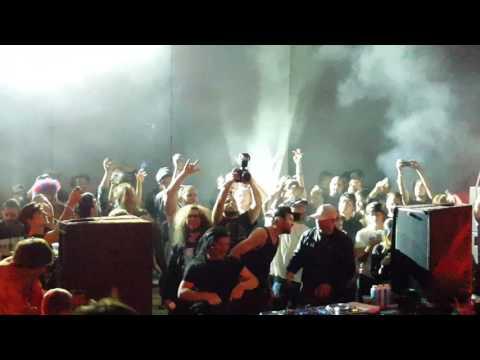 Skrillex - Live @Arcosanti 2016 Lithium Remix