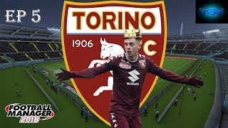 ROAD TO RECOVERY | TORINO FC EP:5 | THE CURSE OF THE CARDS!! | FOOTBALL MANAGER 2018