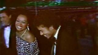 Michael Jackson & Diana Ross 1981