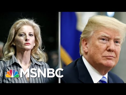 Court To Summer Zervos On Discovery In Donald Trump Lawsuit: Go For It | Rachel Maddow | MSNBC