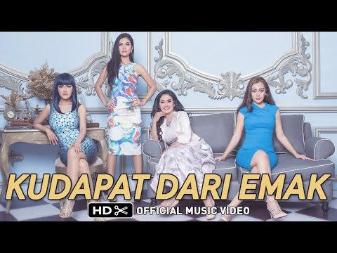 Julia Perez feat. D'Perez - Ku Dapat Dari Emak (Official Music Video)