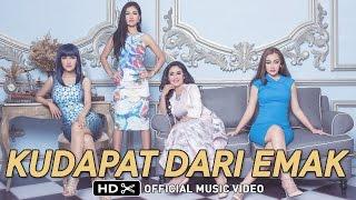 Julia Perez feat. D'Perez - Ku Dapat Dari Emak (Official Music Video)