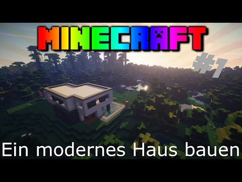 Full download ein modernes haus bauen let s play for Modernes haus command