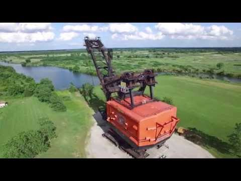 Big Brutus - Electric Shovel (Second Largest in the World) - West Mineral, Kansas