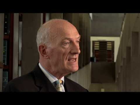Interview with Judge Edwin Cameron at the Constitutional Court