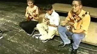 Me playing with Jake When I was younger... song called Miserlou