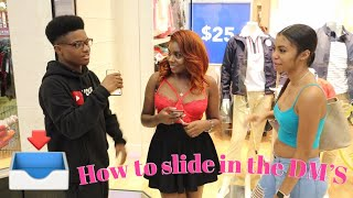 How To Slide In Girls Dm? | Public Interview