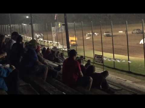 Quick taste: 2016 Short Track Nationals - Sheldon Haudenschild hot laps