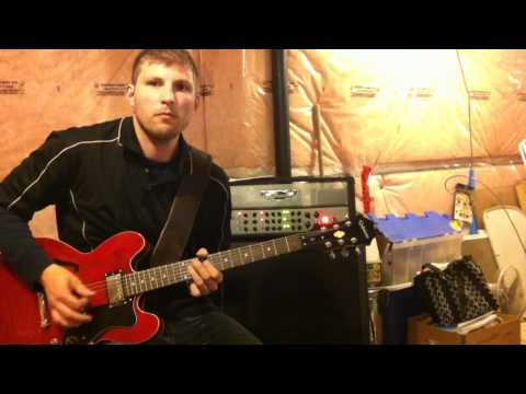 how to play fallen by volbeat lead guitar