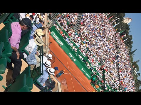 Monte Carlo Rolex Masters Final Nadal VS Nishikori