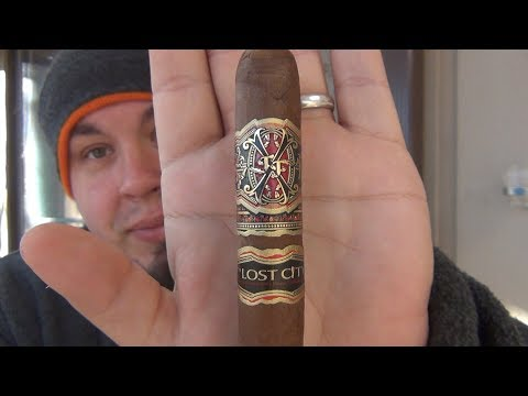 "Feunte Fuente Opus X ""Lost City"" (Worlds Most Collected Cigar) (VERY RARE)"