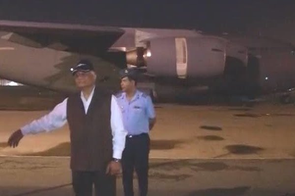 VK Singh spearheads operation 'Sankat Mochan' to evacuate 500 Indians from South sudan