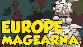 EUROPE / AUSTRALIA MAGEARNA EVENT QR CODE!