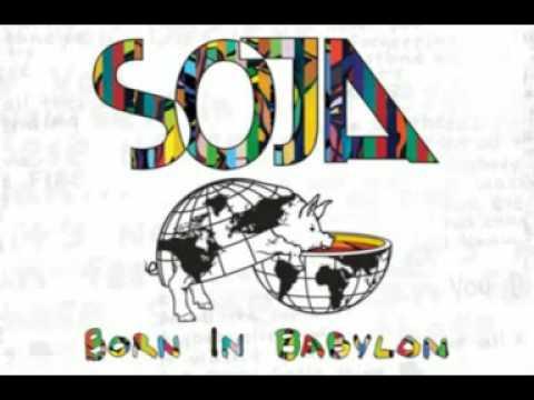 S.O.J.A - Born in Babylon