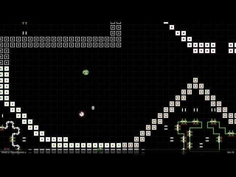 Survivor HTML Prototype: Refined Ship + Gunfire Collision Detection, C64-style boot + intro screens