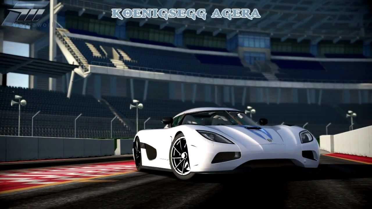 Forza Motorsport 4 - 2012 Hennessey Venom GT vs 2010 SSC ...  Forza Ssc Ultimate Aero Igcd