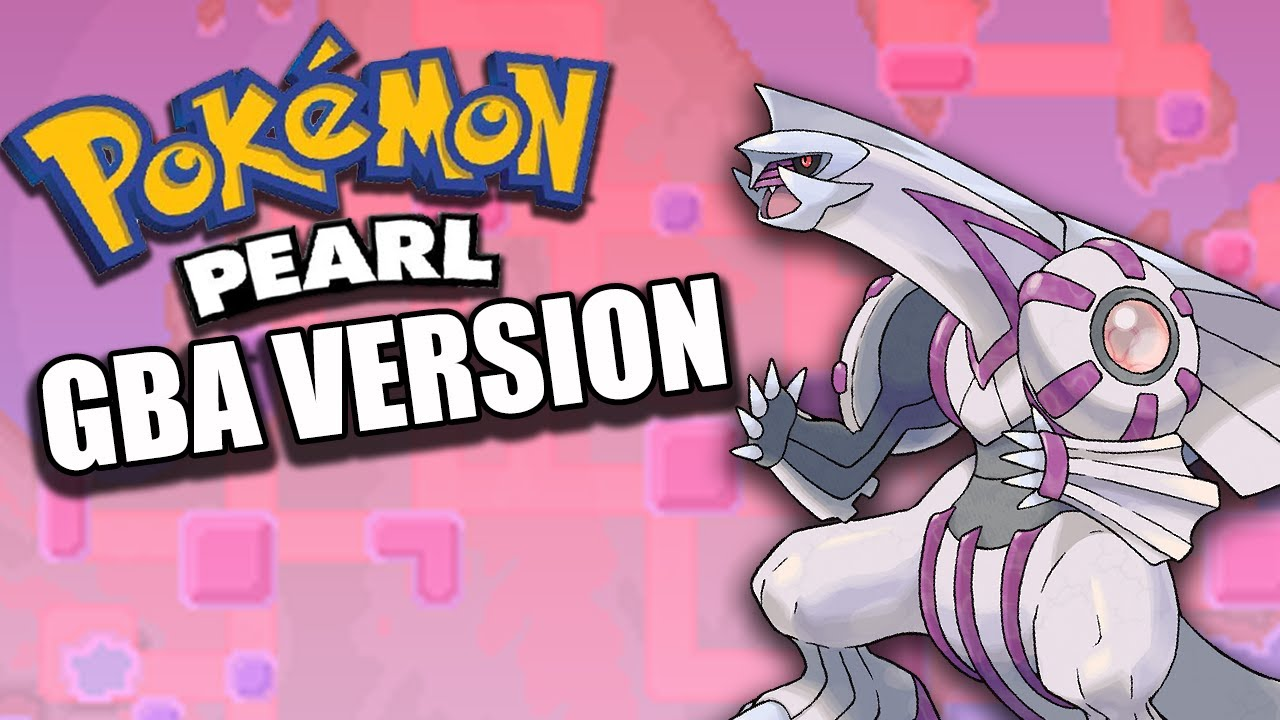 pokemon perla version gba rom download