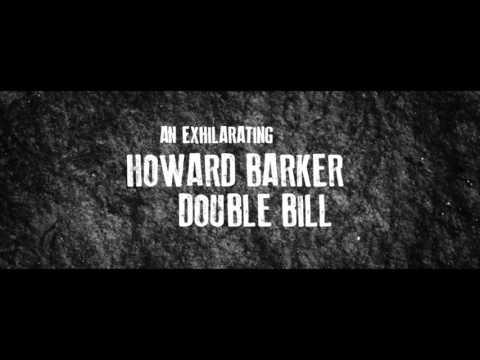 Howard Barker Double Bill