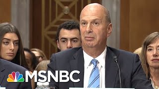 Giuliani Under Probe, Public Servants Defy President Trump - The Day That Was | MSNBC