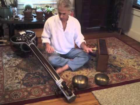 Tambura and Singing Bowl Meditation by XUMANTRA