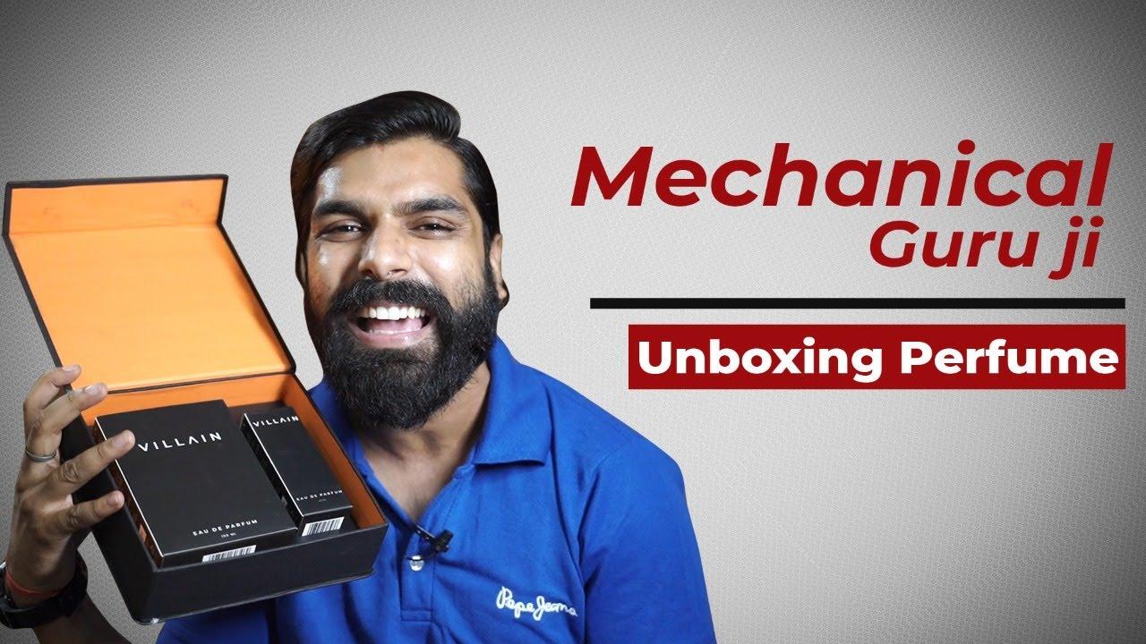 Unboxing Perfume | Mechanical Guruji