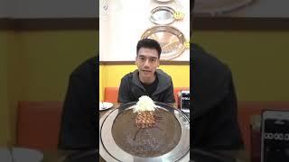 มาดูพีชกินข้าวแกงกะหรี่ญี่ปุ่นให้เร็วที่สุดยังไง | TIKTOK | PEACH EAT LAEK
