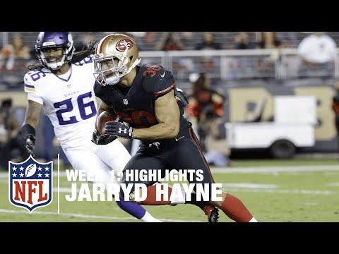 Jarryd Hayne Highlights (Week 1) | Vikings vs. 49ers | NFL