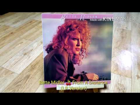 Bette Midler 🍒 From A Distance(LP Version)