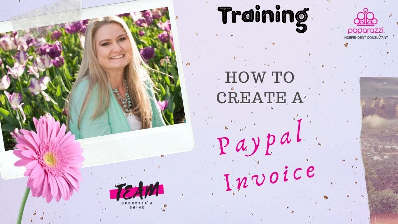 How to Create a Paypal Invoice   YouTube How to Create a Paypal Invoice