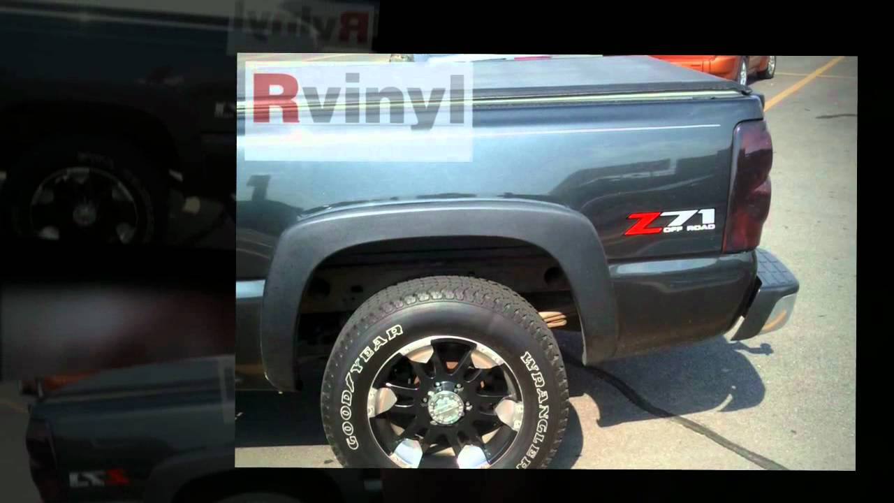 Chevy Silverado Tail Lights
