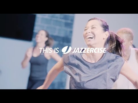 This is Jazzercise - Stress-Busting Cardio