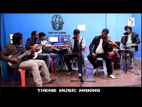Zero Made in India - Theme Music   Song Making   New Kannada Song 2017