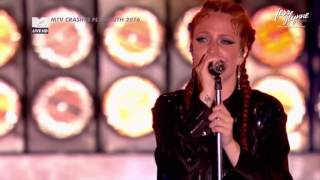 Jess Glynne - Take Me Home (Live at MTV Crashes Plymouth 2016)