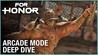 For Honor: Marching Fire Arcade Mode Deep Dive | Livestream | Ubisoft [NA]