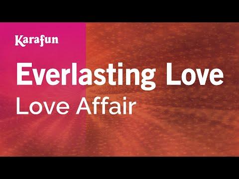 Karaoke Everlasting Love - Love Affair *