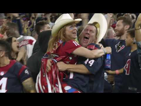 Mic'd Up: JJ Watt Inspires Greatness Vs Bills | Wild Card