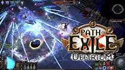 Path of Exile [3.10] The Most Underrated Bossing build (Vortex Cold snap) - PoE Delirium