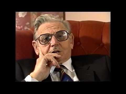 Hellfire Pass, beatings, torture & bridge construction - Ernest Warwick Interview Pt.5 [04/04/1994]