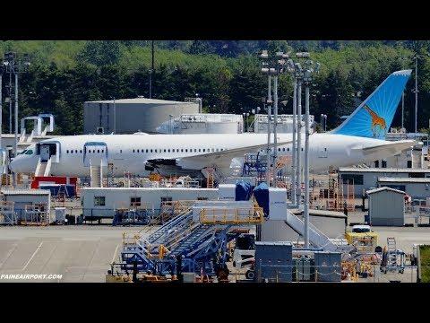 Hii ndio Ndege ya Air Tanzania, Boeing 787-8 inayochukua abiria 262, itaingia nchini mwezi ujao