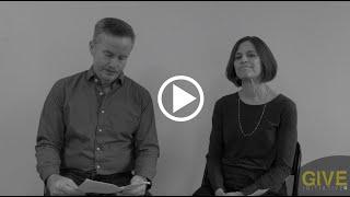 Stories of Generosity: Joe + Janice