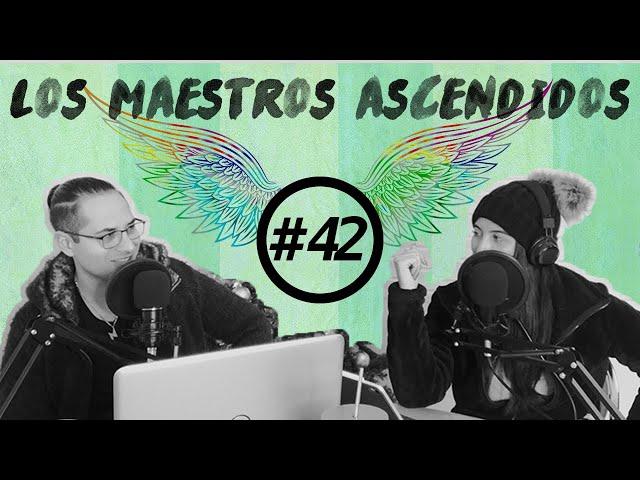 🔊 Maestros ascendidos y arcángeles, quiénes son y cómo nos ayudan (PODCAST 042)