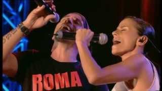 Eros Ramazzotti e Antonella Bucci - Amarti è l