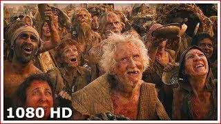 Бессмертный Джо дарит людям воду | Безумный Макс: Дорога ярости (2015)