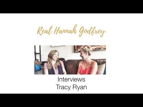 Real Hannah Godfrey Interviews CEO of CannaKids Tracy Ryan