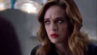 The Flash 3x12 - Snowbarry scenes