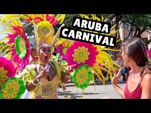 Celebrating Carnaval in Aruba | Grand Parade 2018