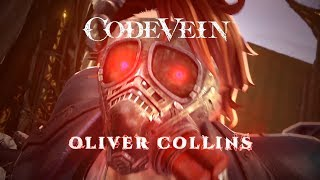 CODE VEIN - Oliver Character Trailer   PS4, X1, PC
