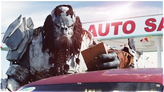 Atriox vs Cutter: The Car Sale - Halo Wars 2 Live Action Trailer